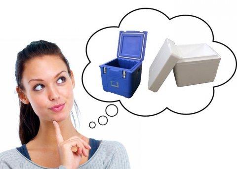 Купить изотермический контейнер