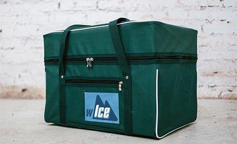 Как купить сухой лед