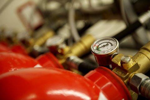 Жидкая углекислота пожаротушение
