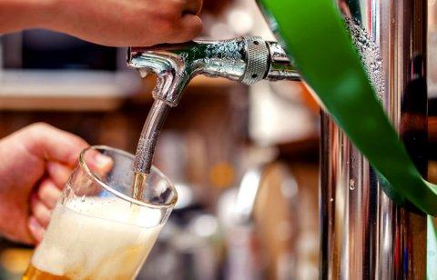 Расход углекислоты при розливе пива