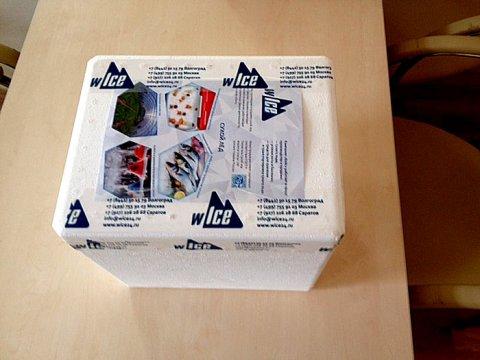 Продажа контейнеров для сухого льда