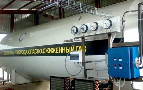 Купить углекислоту в Волгограде