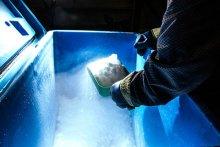 Купить сухой лед в Москве дешево