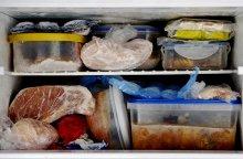 Сухой лед для хранения продуктов
