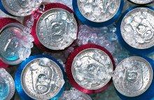 Сухой лед для охлаждения напитков
